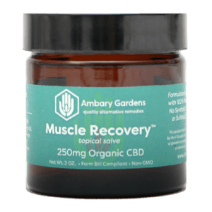 Muscle Recovery Salve - CBD